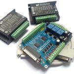 Bộ điều khiển máy CNC 2 trục V4.2