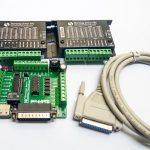Bộ điều khiển máy CNC 2 trục V5.1