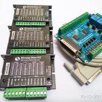 Bộ điều khiển máy CNC 3 trục V5.2