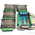 Bộ điều khiển máy CNC 4 trục V5.2