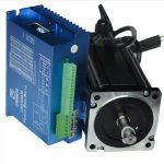 Bộ động cơ Hybrid Servo Hãng JMC 4.5Nm 86J1880EC-1000 và Driver 2HSS86H