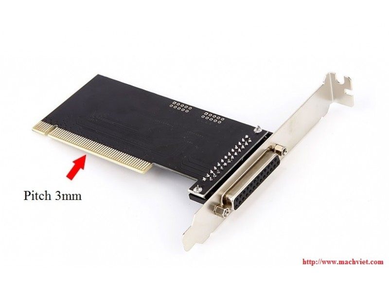 Card PCI to LPT