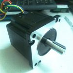 Động cơ bước NEMA34 86HS78-400A14 4A-4Nm-78mm