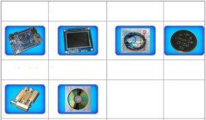 KIT STM32F103 VET6 - 2.4'' TFT LCD
