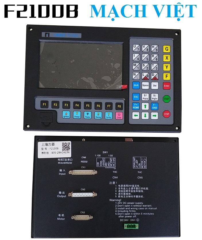 F2100B plasma cnc 4
