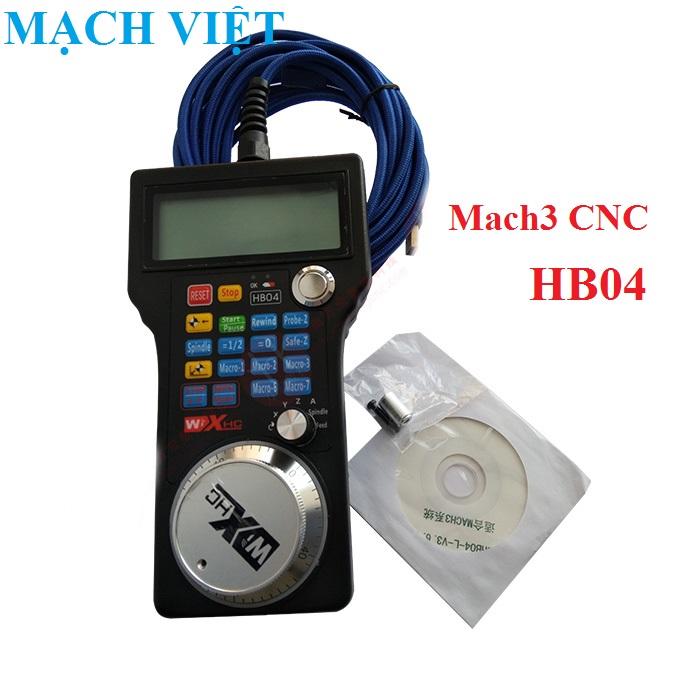 tay cam cnc mach3 hb04 1