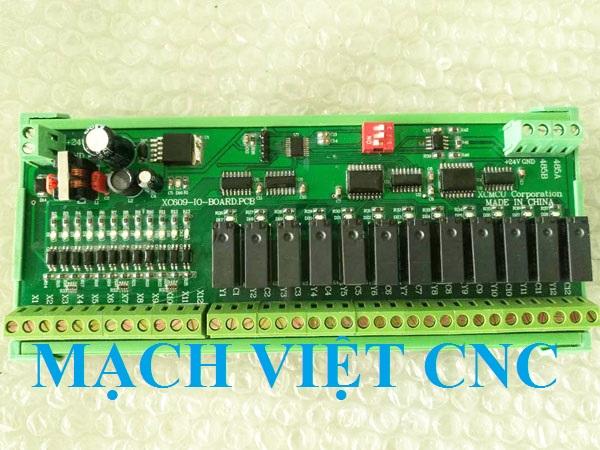 mạch mở rộng xc609 rs485