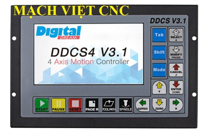 Bộ điều khiển máy CNC DDCSV3.1