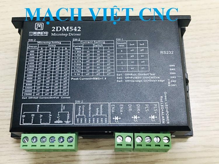 Driver 2DM542-N