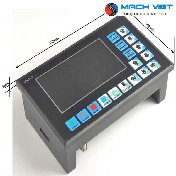 Bộ điều khiển máy CNC DDCSV2.1