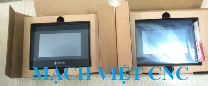 màn hình hmi tích hợp PLC YKHMI 1