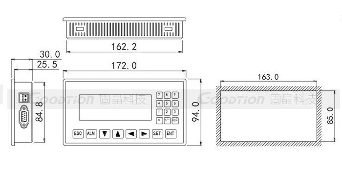 màn hình hmi OP320-A