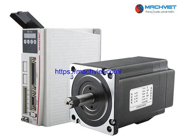 Bộ hybrid servo 8N YK286EC118A1 driver MS-S3