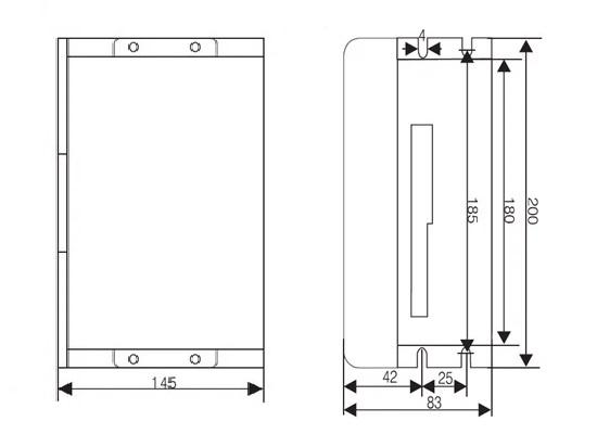 Driver động cơ bước 3 pha 3ND2283-600