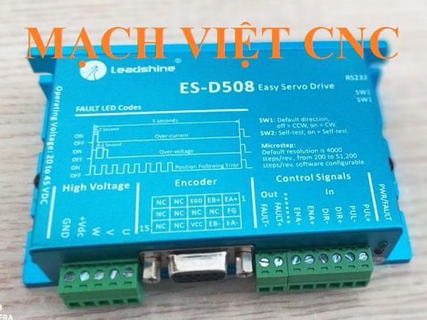 Easy Servo Drive ES-D508