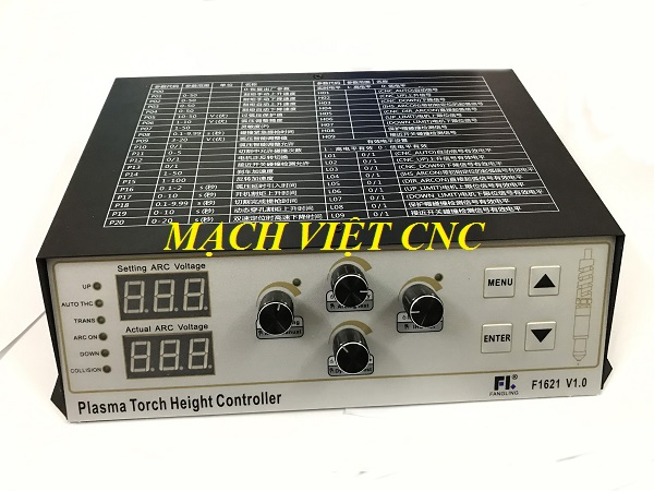 Bộ điều khiển chiều cao mỏ cắt Plasma F1621
