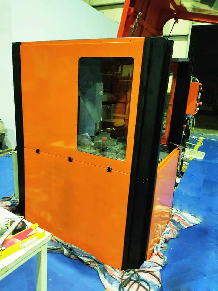 máy phay CNC công nghiệp