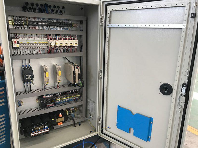 Tủ điện điều khiển vị trí